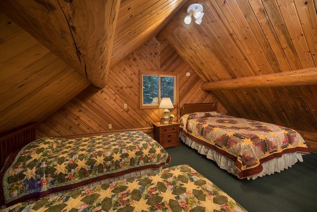 Western Pleasure Guest Ranch Settler Loft