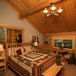 Western Pleasure Guest Ranch Duke Room